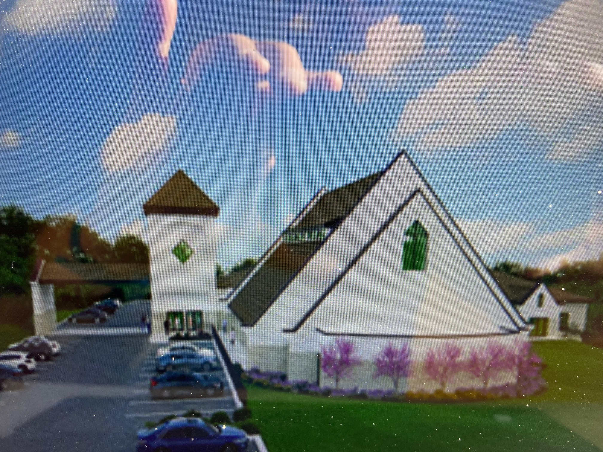 Outside View of our Church Rebuild Design